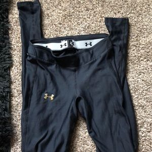 Under Armour workout tights